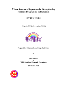 3 Summary Report on the Strengthening Families Program Ballymun PDF_Page_01