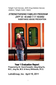 SFP Evaluation 2011cover